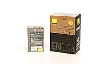 Аккумулятор Nikon EN-EL9a (D60, D40, D40X, D5000, D3000), фото 1