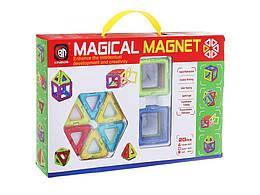 Игровой набор QUNXING Магнитный конструктор, 20 деталей (701)