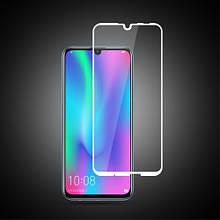Защитное стекло Mocolo Full cover для Huawei P Smart 2019 белый