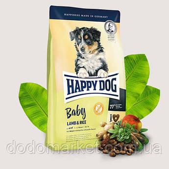 Сухий корм для цуценят Happy Dog Supreme Baby Ягня і Рис 10 кг