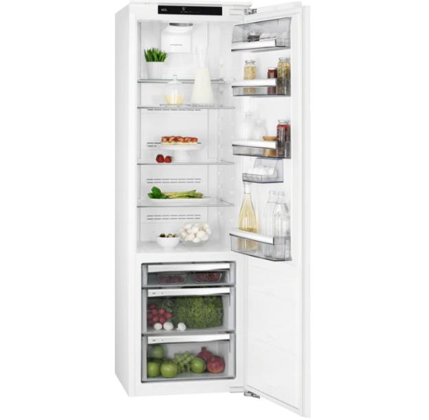 Встраиваемый холодильник AEG SKE81826ZC