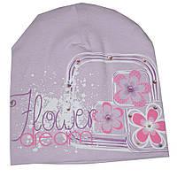 Шапка Flower детская для девочки, фото 1