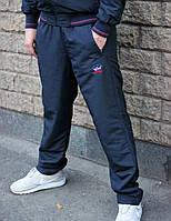 abe8d2b4 Мужские зимние спортивные штаны плащевка на флисе Paul Shark 50, 52 размер  (Реплика)