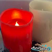 Светодиодная свеча. Оригинальные подарки. Световой декор. Производство Франция., фото 1