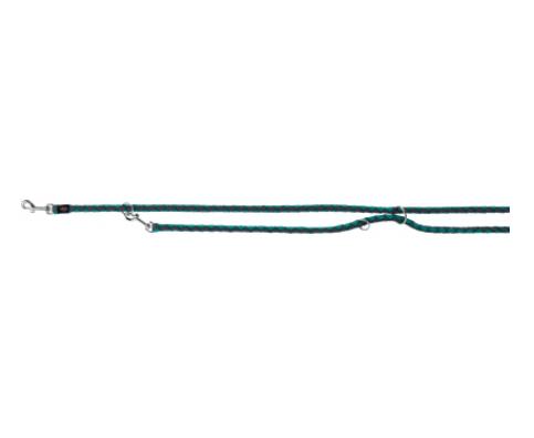 "Перестежка ""Cavo"" нейлон S–M: 2м/12 мм морская волна/графит"