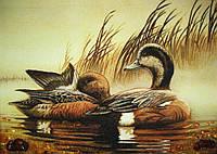 Картина из янтаря. Панно 30