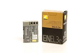 Аккумулятор Nikon EN-EL3e (D50, D70, D70S, D80, D90, D100, D200, D300, D300S, D700)