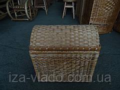 Скриня №2 плетений з лози