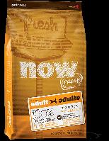 Сухой корм Now Fresh Adult Recipe Grain Free (Беззерновой для взрослых собак с индейкой и уткой) 11,34кг