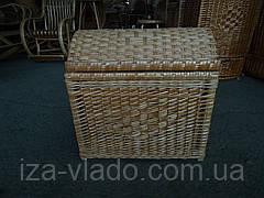 Скриня №1 плетений з лози