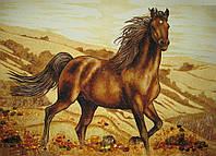 Картина из янтаря. Панно 31