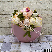 Подарочная флористическая коробка (уп-1 шт), фото 1