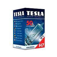 Лампа автомобильная Н7 12V55W TESLA