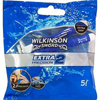 Wilkinson станки одноразовые Schick Sword Extra-2 Precision (5 шт)