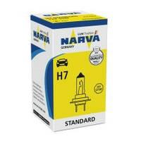 Лампа автомобильная Н7 12V55W NARVA