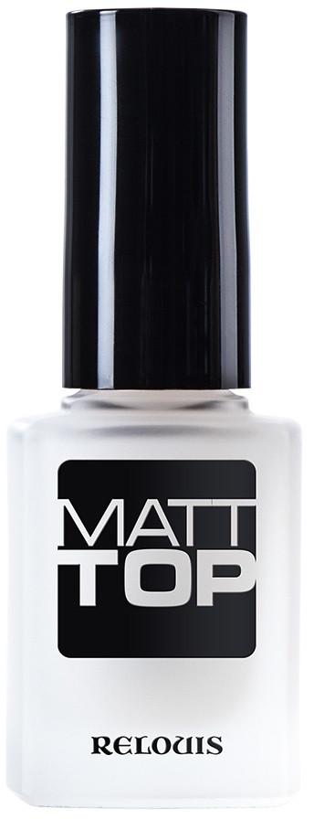 """Матове верхнє покриття лаку для нігтів """"Matt Top"""""""