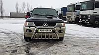 Кенгурятник Mitsubishi Pajero Sport (1996-2007)