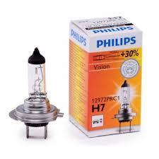Лампа автомобильная Н7 12V55W PHILIPS