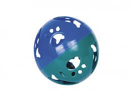 Мячик для кошки с звоночком 9 см