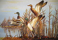 Картина из янтаря. Панно 37