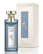 Парфюмированная вода Eau Parfumee The Bleu Bvlgari cologne