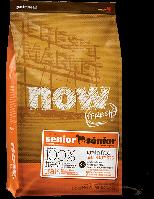 Сухой корм Now Fresh Senior Recipe Grain Free (Беззерновой для собак контроль веса) 11,34кг