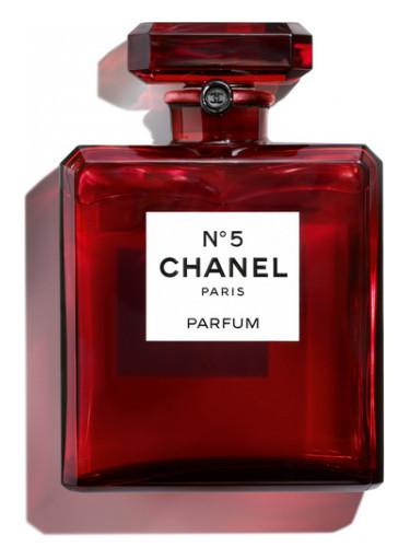 Туалетная вода женская Chanel №.5 L'Eau Red Edition, 100 мл