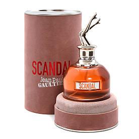 Женская парфюмированная вода Jean Paul Gaultier Scandal (Жан Поль Готье Скандал), 80 мл