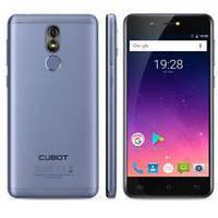 """Смартфон Cubot Nova 5.5"""" 3/16Gb Dual Sim Blue, фото 1"""