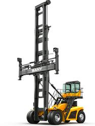 """Топ-лифты грузоподъемность:9t, колесная база:4550mm, высота штабелирования:7(8'6"""")"""