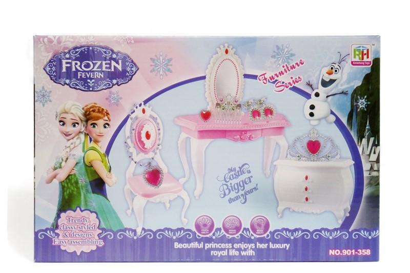 Мебель для кукол Frozen Fevern Дамский Столик