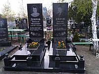 Установка памятника. Монтаж памятников на кладбище