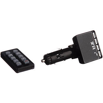 FM-трансмиттер с Bluetooth HZ H49BT