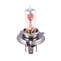 Автомобильная лампа H4, 12 В, 60/55 Вт, с эффектом XENON mega white , фото 1