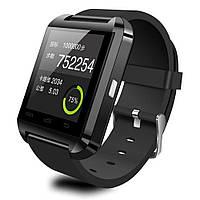 Умные часы смарт часы Smart Watch Bluetooth Black U8 , фото 1