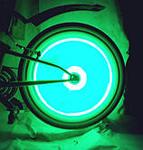 Подсветка на колеса