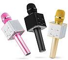 Беспроводной микрофон-караоке bluetooth Q7, фото 3