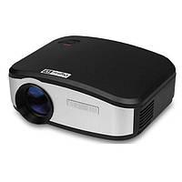 Проэктор C6, Портативный проектор, Мини проектор, Проэктор мультимедия, Компактный проектор + Подарок