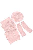 Розовая Шапка и Шарф — Купить Недорого у Проверенных Продавцов на ... 018173bcbf655