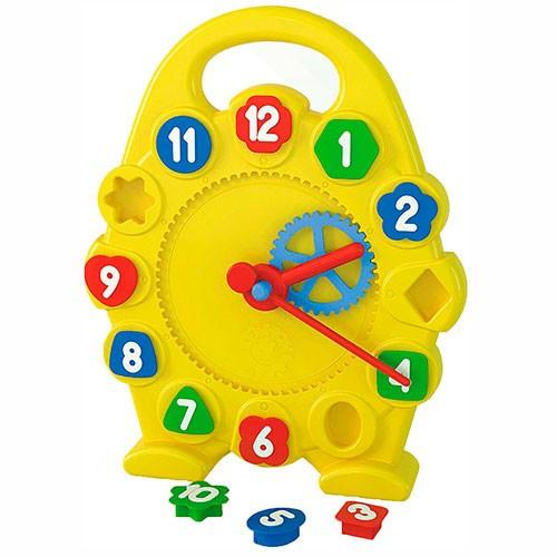 Часы-сортер механические