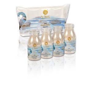Доктор Нона квартет солей для ванн. / Dr.Nona - Bath Salts - Dead Sea Minerals Organic, 300g each scent