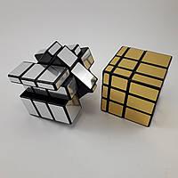 Кубик Рубика металик, фото 1