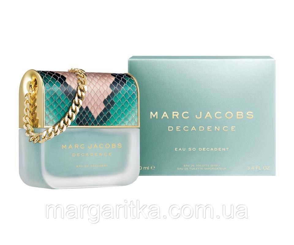 Туалетная вода Marc Jacobs Decadence Eau So Decadent (качество оригинал)