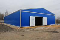 Строительство ангаров и складов. накрытия, фото 1