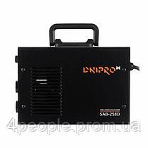 Сварочный аппарат IGBT Dnipro-M SAB-258D|СКИДКА ДО 10%|ЗВОНИТЕ, фото 3