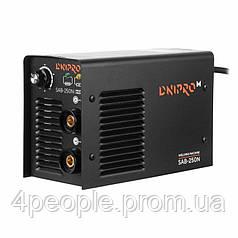 Сварочный аппарат IGBT Dnipro-M SAB-250N|СКИДКА ДО 10%|ЗВОНИТЕ