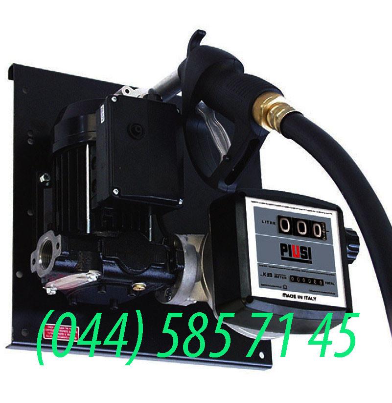 Мобильный топливо-заправочный модуль ST E 120 K33