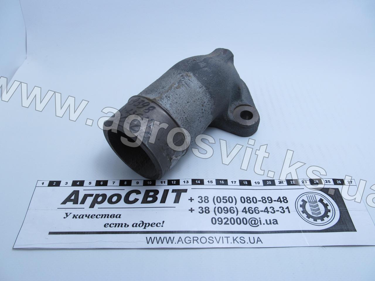 Коллектор выпускной передний ЯМЗ-236НЕ (нового образца), 236Н-1008022