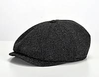Мужская кепка восьмиклинка, хулиганка