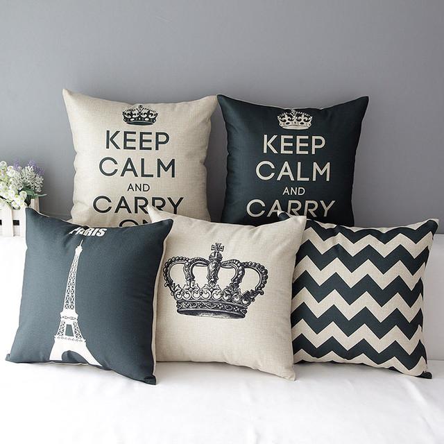 Декоративные подушки оптом